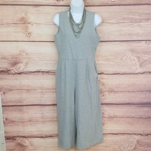 Eileen Fisher culottes jumpsuit